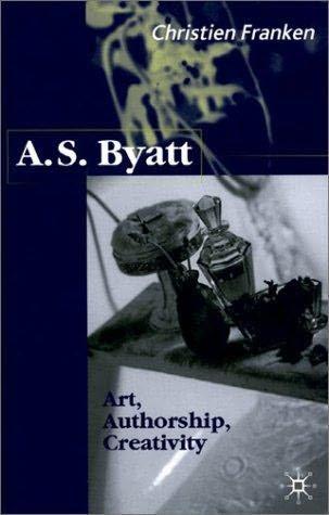 book cover of A. S. Byatt