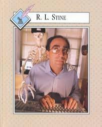 book cover of R. L. Stine