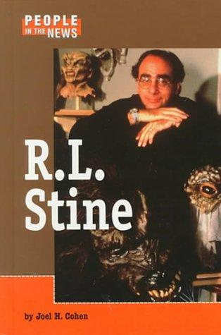 book cover of R. L. Stine