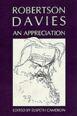 book cover of Robertson Davies