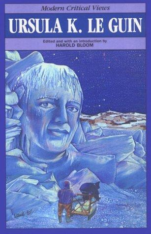 book cover of Ursula K. Le Guin