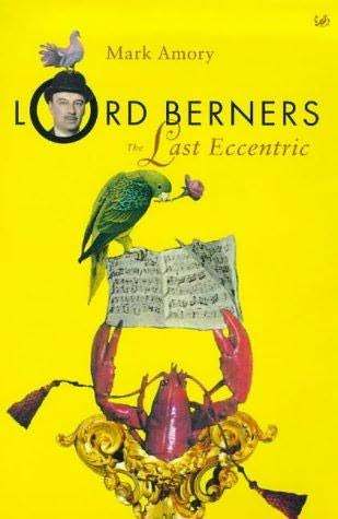 book cover of Lord Berners