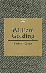 book cover of William Golding