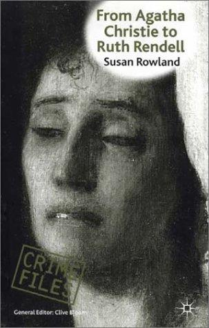 book cover of From Agatha Christie to Ruth Rendell