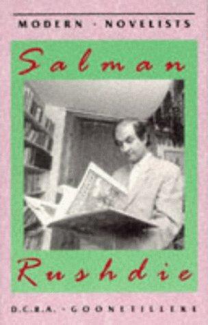 book cover of Salman Rushdie