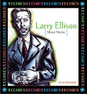 book cover of Larry Ellison