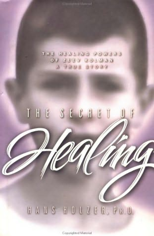 book cover of The Secret of Healing