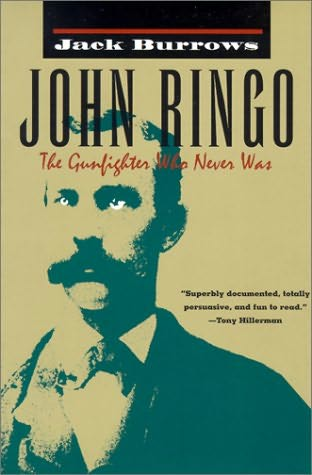 book cover of John Ringo