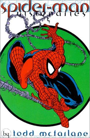 book cover of Spider-Man Visionaries