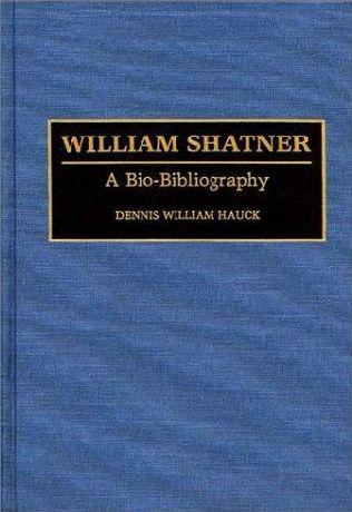 book cover of William Shatner