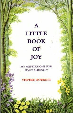 book cover of A Little Book of Joy