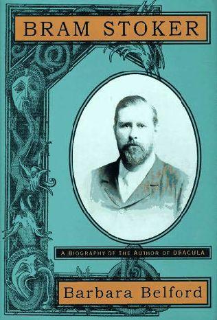 book cover of BRAM STOKER