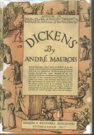 book cover of Dickens