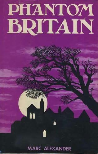 book cover of Phantom Britain