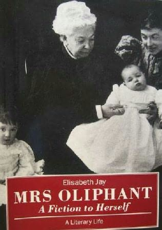 book cover of Mrs Oliphant