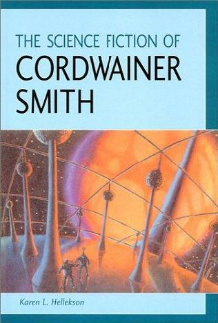 book cover of Science Fiction of Cordwainer Smith
