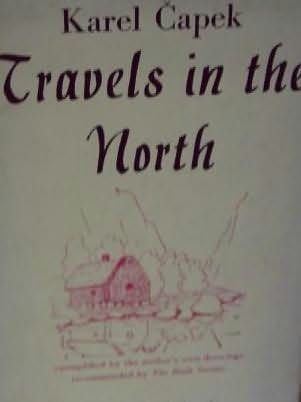 book cover of Travels in the North