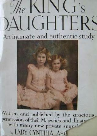 book cover of The King\'s Daughters