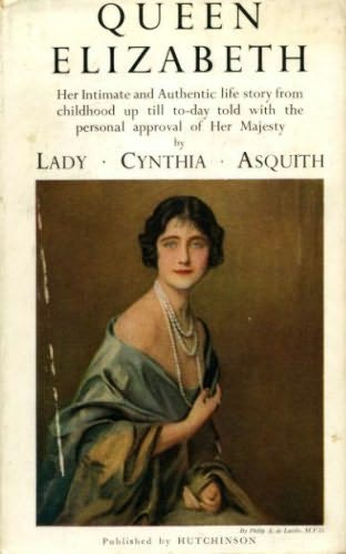 book cover of Queen Elizabeth