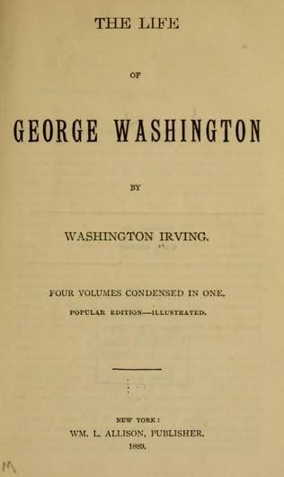 an analysis of the life of george washington Gw libraries at the george washington university, including the gelman library on the foggy bottom campus, eckles an analysis of the life of george washington library at mount vernon campus, and the virginia breaking news and analysis on politics, business, world national news, entertainment more.
