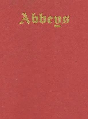 book cover of Abbeys