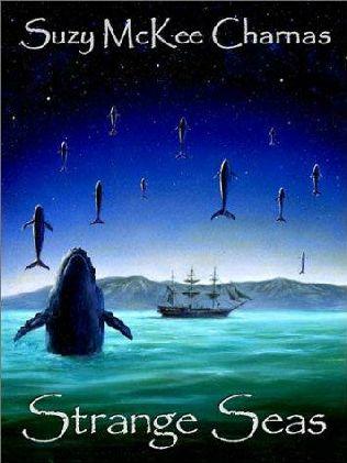 book cover of Strange Seas