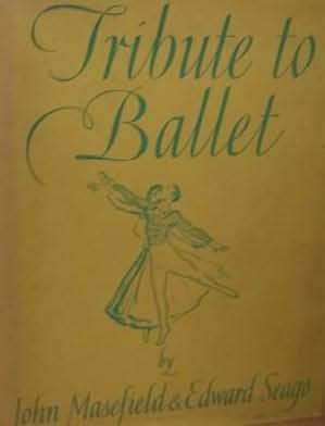 book cover of Tribute To Ballet