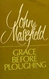 book cover of Grace Before Ploughing