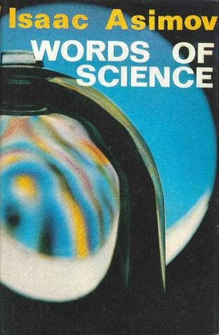 book cover of Words of Science