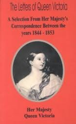 book cover of The Letters of Queen Victoria