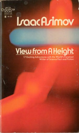 book cover of View from a Height