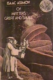 book cover of Of Matters Great and Small