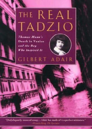 book cover of The Real Tadzio