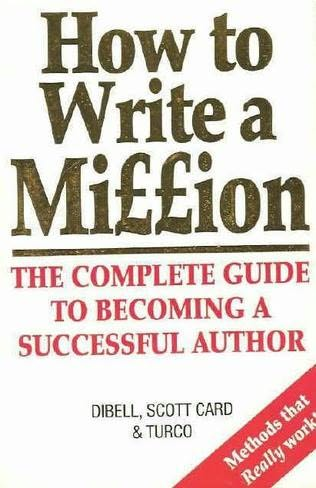 book cover of How to Write a Million