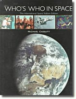book cover of Who\'s Who in Space