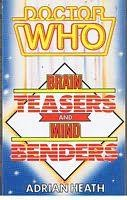 book cover of Brain-Teasers and Mind-Benders