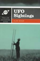 book cover of UFO Sightings