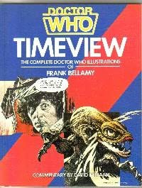 book cover of Doctor Who : Timeview