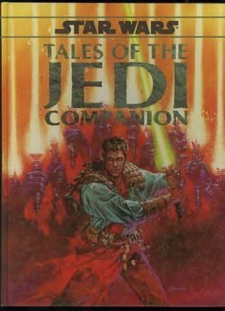 book cover of Star Wars: Tales of the Jedi Companion