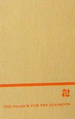 book cover of The Search for the Elements