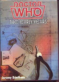 book cover of Doctor Who : The Early Years