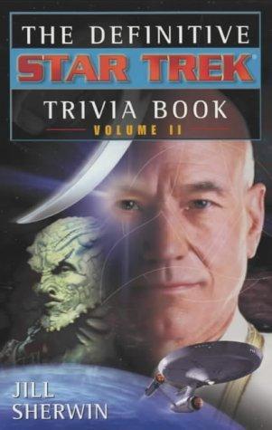 book cover of Star Trek Trivia Book Vol 2