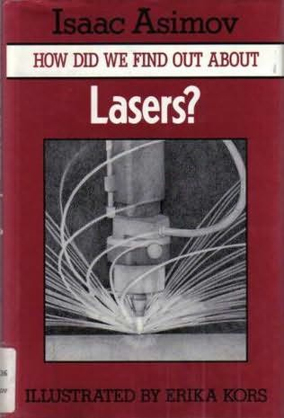 book cover of How Did We Find Out About Lasers?