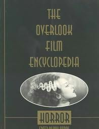 book cover of Horror (The Overlook Film Encyclopedia Series)