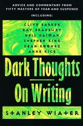 book cover of Dark Thoughts : On Writing