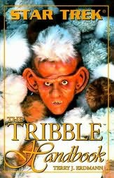 book cover of The Tribble Handbook (Star Trek)