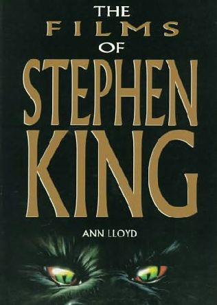 book cover of The Films of Stephen King