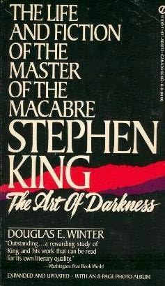 book cover of Stephen King