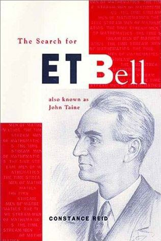 book cover of The Search for E.T. Bell