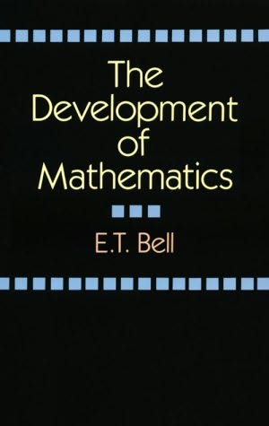 book cover of The Development of Mathematics